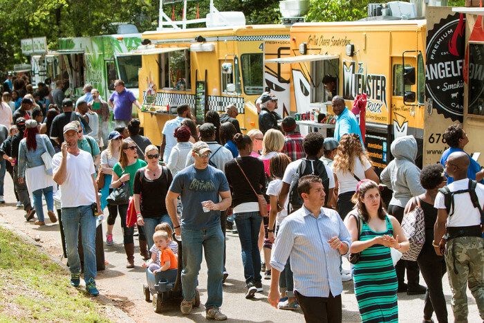 Growing Food Truck Industry