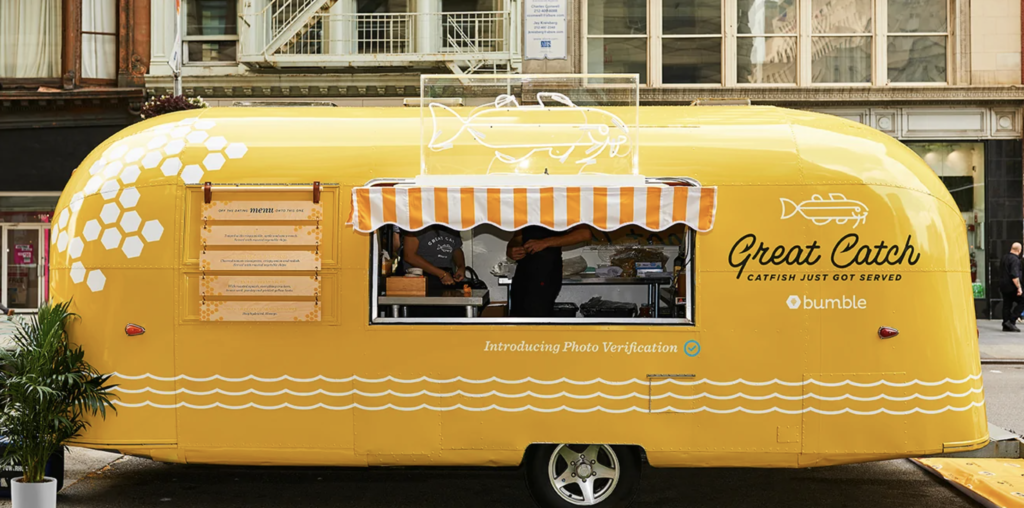 Bumble's Marketing Food Truck